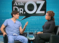 Ask Dr. Oz