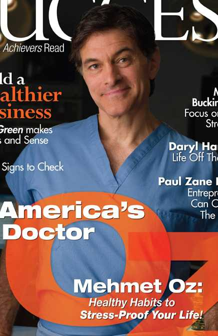 Dr. Oz America's Doctor image