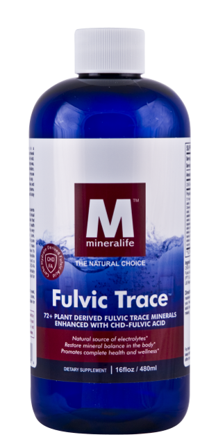 Mineralife Professional Grade Fulvic Ionic Trace Minerals