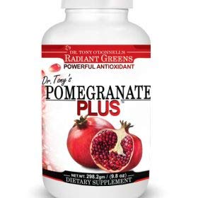 Organic Pomegranate Plus, Possibly the World's Most Powerful Antioxidant