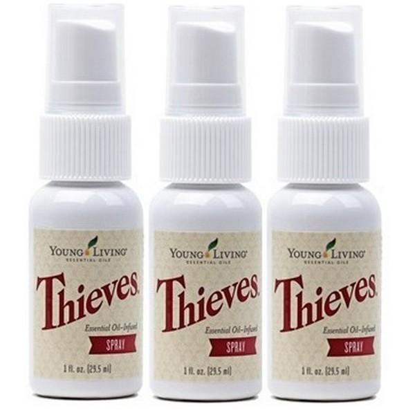 Thieves Spray by Young Living